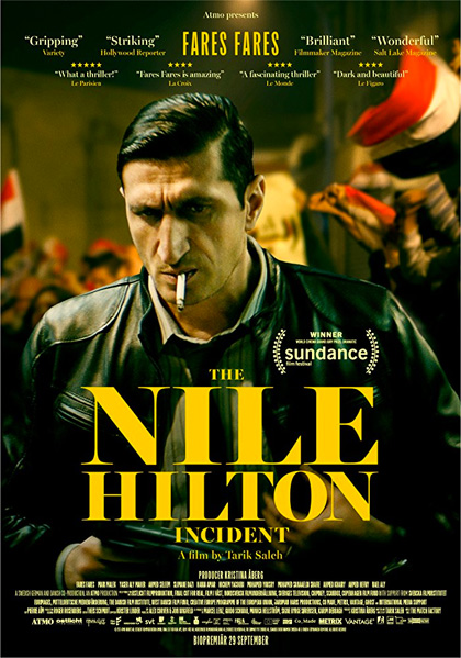 The Nile Hilton Incident - Omicidio al Cairo