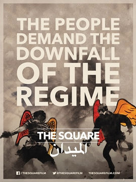 THE SQUARE - Inside the Revolution